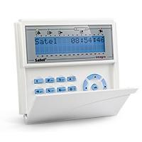 SATEL Manipulator LCD typ I, niebieskie podświetlenie (INT-KLCD-BL) do centrali INTEGRA