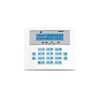 SATEL Manipulator LCD typ S, niebieskie podświetlenie (INT-KLCDS-BL) do centrali INTEGRA