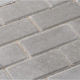 BRUK-BET Kostka brukowa Holland grubość 8 cm, szara