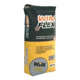 WIM Flex, elastyczna zaprawa klejąca do płytek ceramicznych, 25 kg