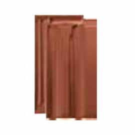 MONIER Dachówka ceramiczna BRAAS Granat 13 V, miedziana
