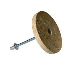 MICHNO SYSTEM Stabilizator odległości OSB do PODŁOGI, montaż w podłożu drewnianym, opak. 36 szt.