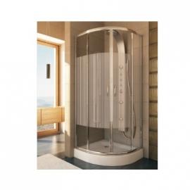 AQUAFORM Kabina prysznicowa VICAR CHROM SPAGETTI, wymiary 80 x 190 cm