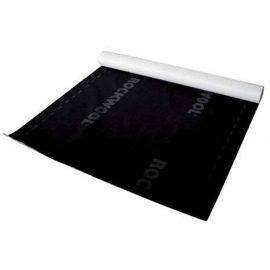 ROCKWOOL Wiatroizolacja, membrana dachowa 34 x 1,5 m, rolka 51 m²