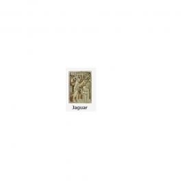 STEGU Element dekoracyjny Maya Jaguar, wymiary 470x650 mm