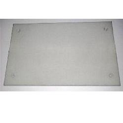 ITBUD Płyta ścienna dekoracyjna z betonu architektonicznego GRC; Gładka; z 4 otworami do mocowania