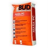 ITBUD Jednoskładnikowa polimerowo-mineralna masa posadzkowa i naprawcza PC 0-4, opakowanie 25 kg, kolor szary