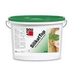 BAUMIT SilikatTop tynk silikatowy, faktura baranek 2 mm, kolor B, 30 kg, dostępny w kolorze LIFE
