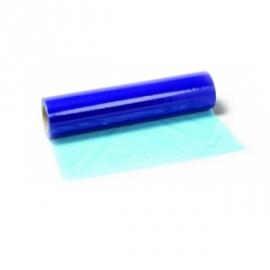 SCHULLER Folia maskująca 46403, wymiary 500 mm x 100 m x 50 my, kolor niebieski