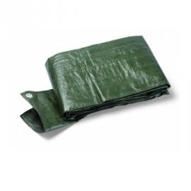 SCHULLER Plandeka ochronna 46508, wymiary 4 x 6 m, kolor zielony