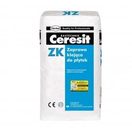 CERESIT Zaprawa klejąca do płytek ZK Standard, 25 kg