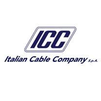 ITALIAN CABLE COMPANY Przewód elektryczny, biały SIAF/THT 220 OD 2,6 mm RC 300/500 V, przekrój 0,75 mm², ilości odmierzalne