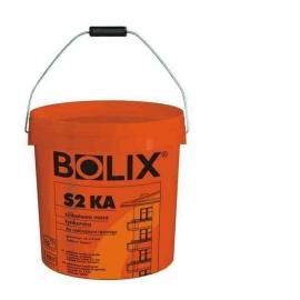 BOLIX Tynk silikatowy do nakładania ręcznego BOLIX S2 KA, faktura